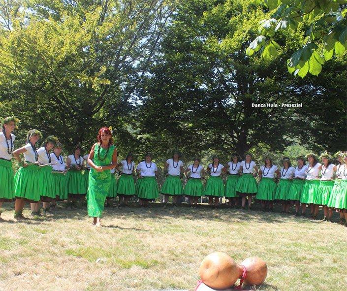 Danza HULA Presenziale - Aloha Village